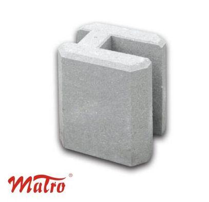 Łączniki płyt betonowych, podmurówek 30 cm, łącznik ogrodzenie siatka