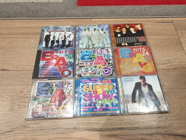 Płyty cd używane idealny stan