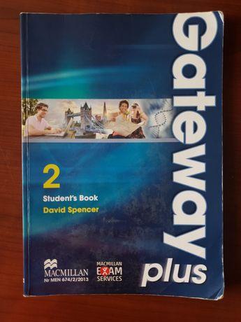 Podręcznik Gateaway 2 Student's Book Macmillan Education Angielski