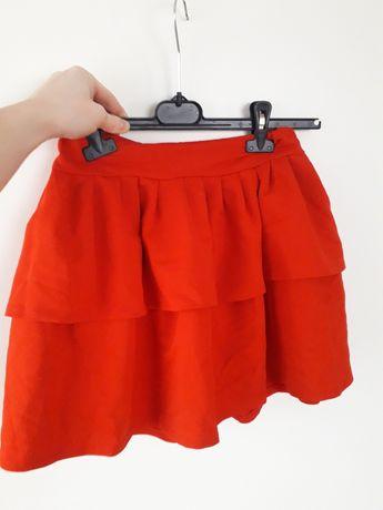 Czerwona spódnica wildcat