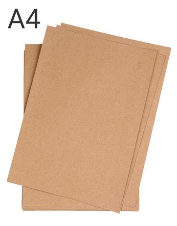 Бумага в листах (Крафт, Пергамент,Упаковочная)