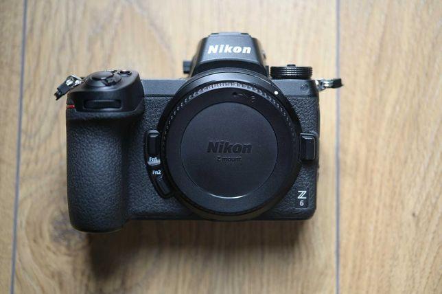 Nikon Z6 body komplet