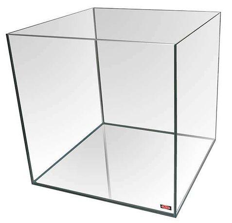 Aquário cubo 40x40x40cm (novo)