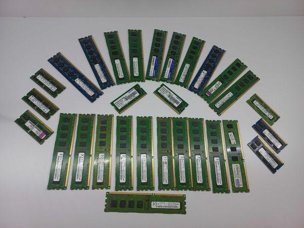 Асортимент!   Оперативна пам'ять   Dimm/SoDimm DDR 2/3/4    2/4/8 GB  