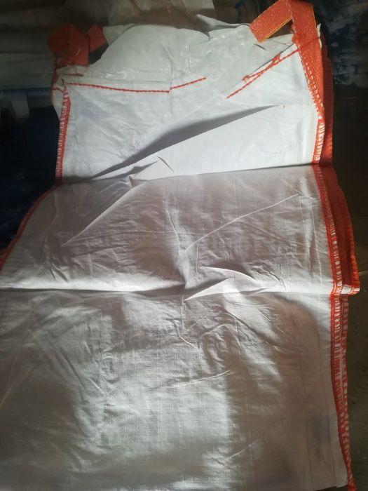 Worek z wkładem foliowym Big Bag Nowy 600kg 1000kg Goleniów - image 1