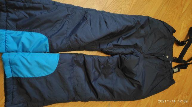 Spodnie na zimę,na narty,sanki