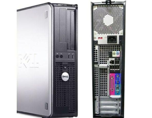 Dell Optiplex 780 (8GB Ram; 120GB SSD + 250GB HDD)