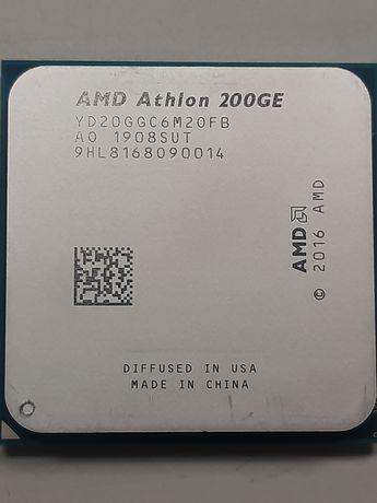Athlon 200ge 3700р