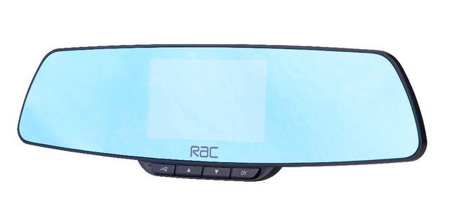 kamera samochodowa rejestrator RAC 03 Lusterko wsteczne Super HD