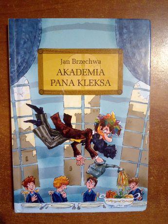 Akademia Pana Kleksa (niebieska) z opracowaniem