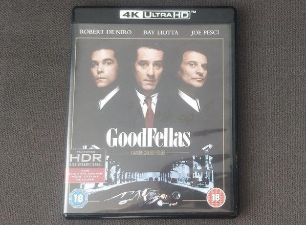 Goodfellas Blu-Ray Chłopcy z ferajny (czytaj opis)