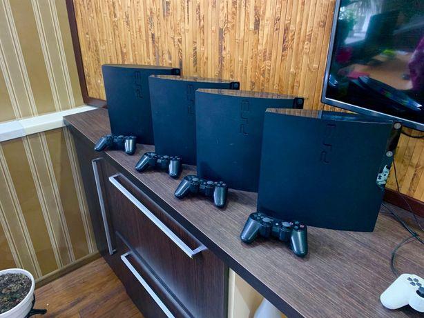 Playstation 3 Ps3 ПРОШИТА+40 игр GTA 5 FIFA 19 mortal