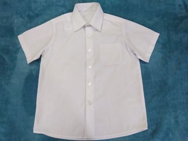 Koszula chłopięca r 116