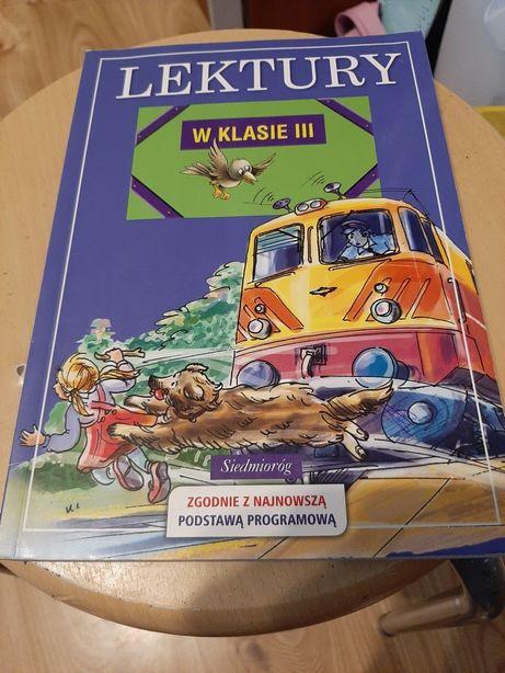 Sprzedam zbiór lektur do klasy 3 szkoły podstawowej