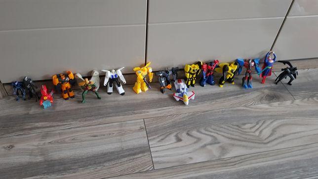 Trnsformers figurki