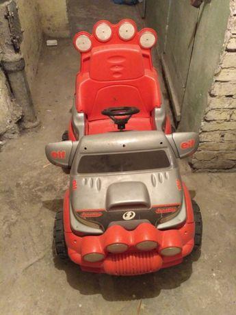 Samochodzik dla dziecka, samochód na akumulator