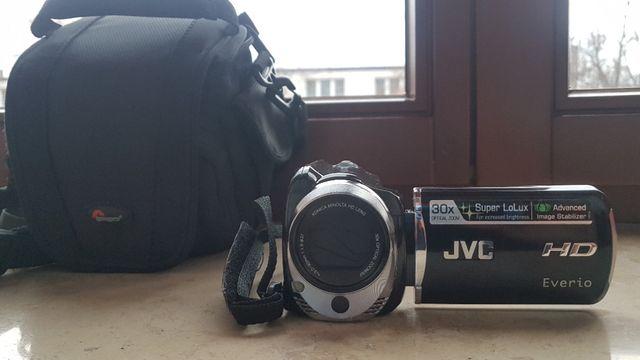 Kamera cyfrowa JVC EVERIO GZ-HD620