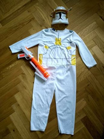 RUBIES Star Wars 5-6lat 116cm kostium maska broń Gwiezdne Wojny na bal