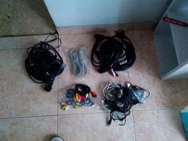 todo tipo cabos audio video e telecomunicaçoes
