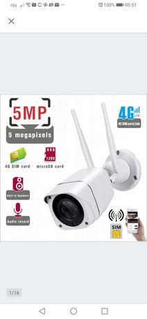 Kamera cyfrowa  LTE 3G 4G karta SIM WiFi