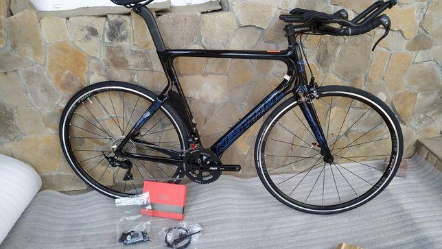 Новый шоссейный велосипед для ТТ и триатлона Kestrel Talon X 105 TR Tr