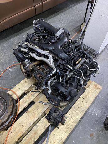 Silnik CVU a6 a7 sq5 uszkodzony na czesci
