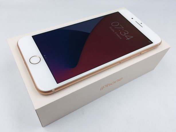 iPhone 8 PLUS 64GB GOLD • PROMOCJA • GW 1 MSC • AppleCentrum