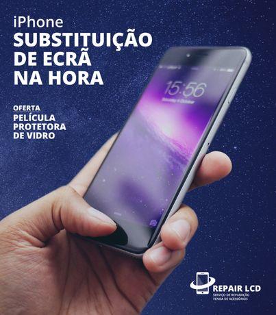 Substituição Ecrã / Lcd Iphone