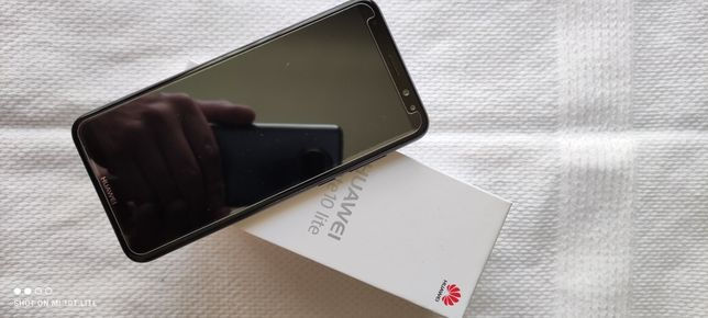 Huawei Mate10 lite stan bardzo dobry.