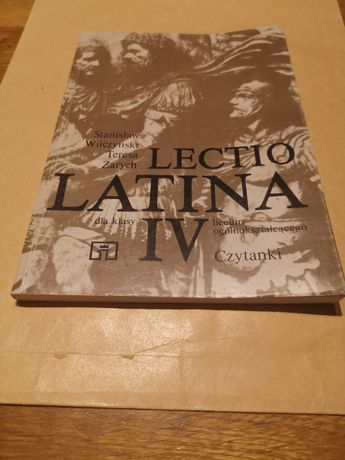 Lectio Latina IV