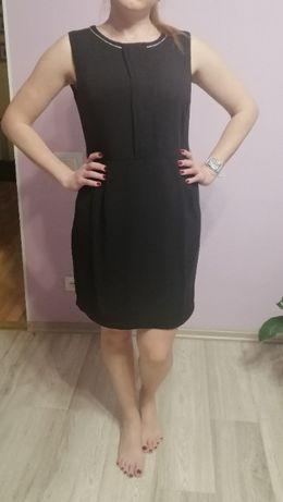Чёрное платье-футляр Ostin