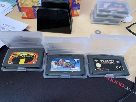 Jogos Gameboy Advance