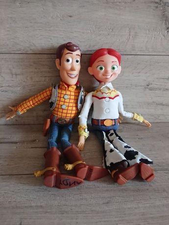 Вуди и Джесси История Игрушек шериф и его подружка Disney Toy Story