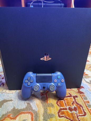 PS4 pro 1tb PlayStation 4 comando e 3 jogos