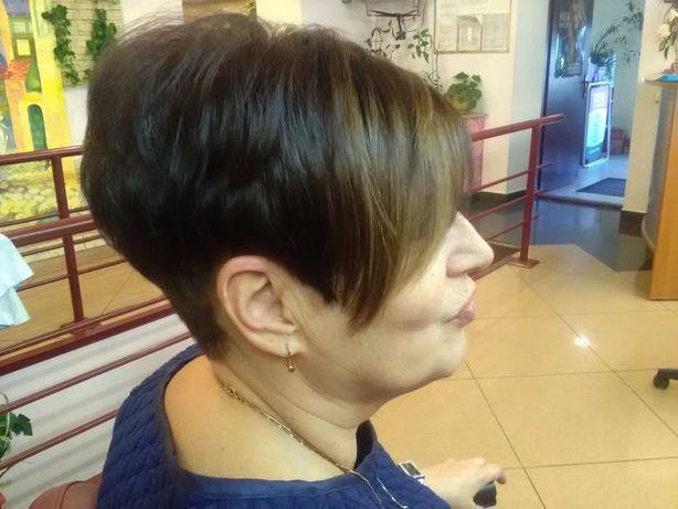 Наращивание волос, стрижка, покраска. Киев