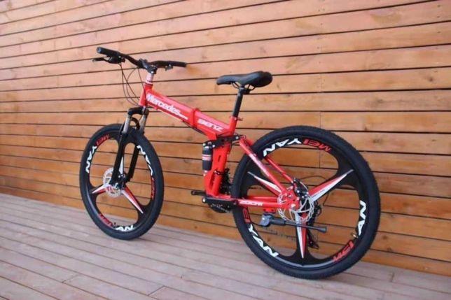 Хит сезона! Велосипед нa литыx диcкax Комплект подарков 5 л. Гарантия