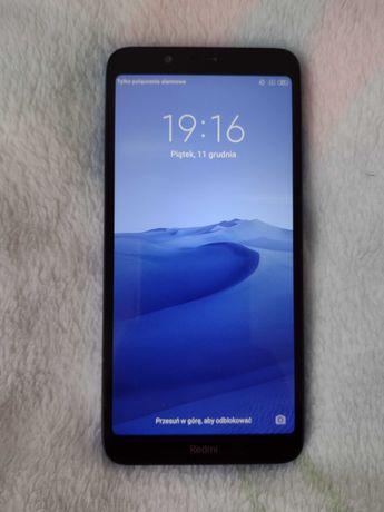 Telefon Xiaomi Redmi 7a 16 GB bez SIMLOCKA zestaw