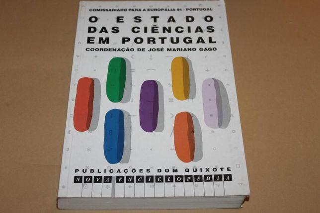 O Estado Das Ciência em Portugal-José Mariano Gago