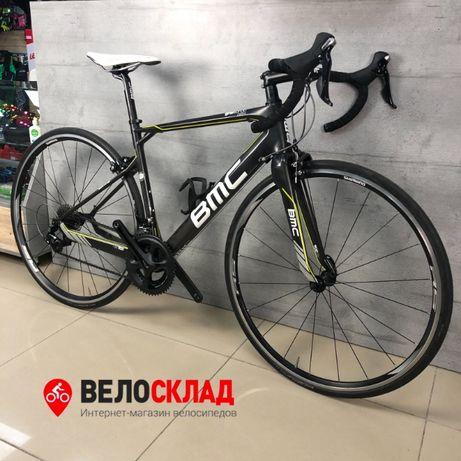 Карбоновый шоссейный велосипед BMC GranFondo GF01, Shimano 105