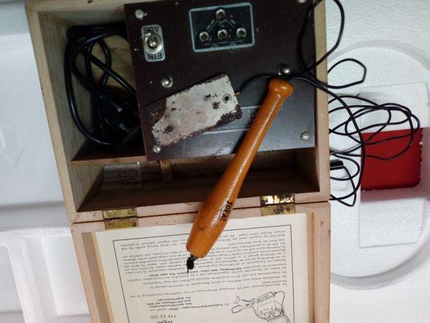 Maquina de gravação antiga