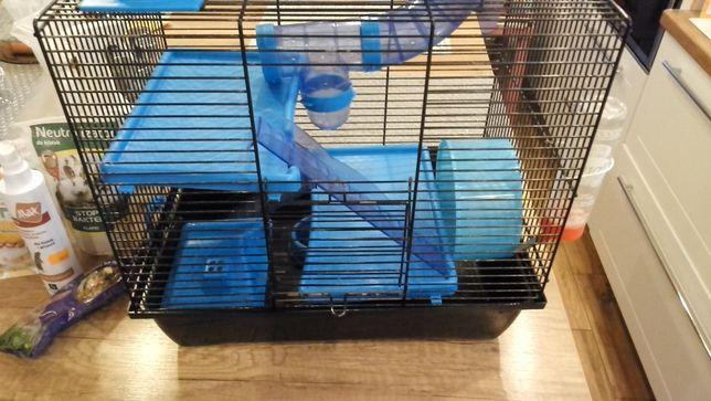 Klatka dla chomika lub myszy