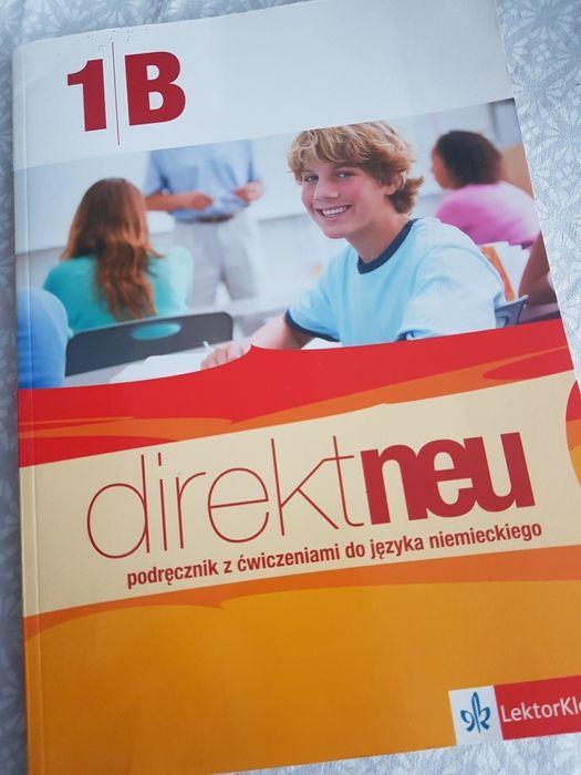 Direktneu 1B podręcznik do niemieckiego Luboń - image 1