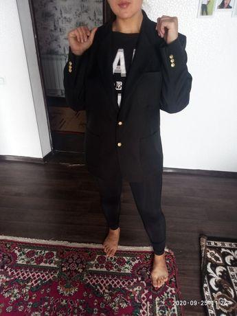 Пиджак женский большой размер жакет