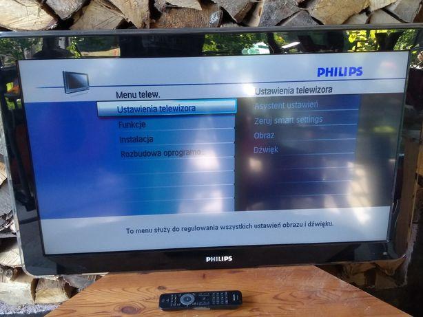 Philips 37 cali uszkodzone kolory po rozgrzaniu