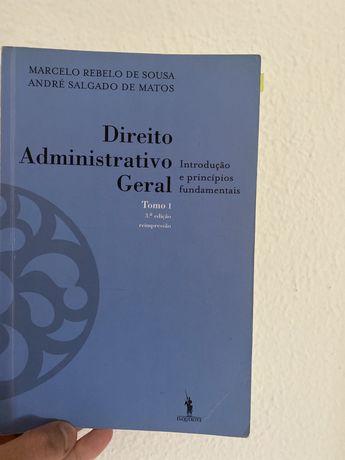 Livros de Direito Administrativo