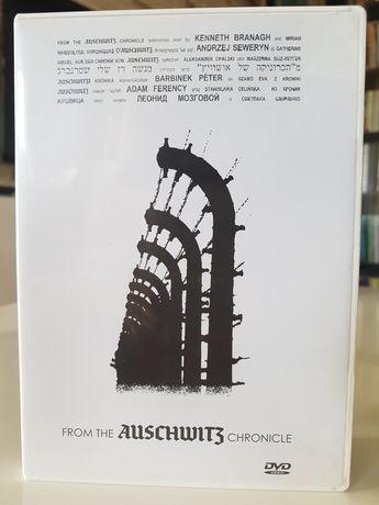 Z kroniki Auschwitz / From the Auschwitz chronicle DVD film