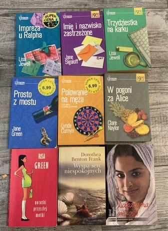 Książki,Sprzedam,TANIO,różne gatunki