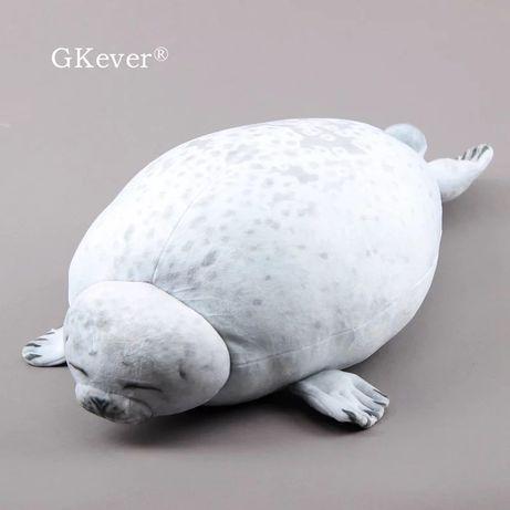 Игрушка - подушка тюлень по акции