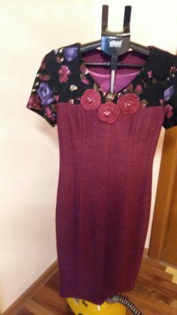Женское платье зима-весна