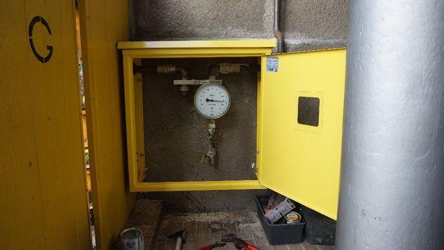 Montaże i przegląd instalacji gazowej, próby szczelności, spawanie